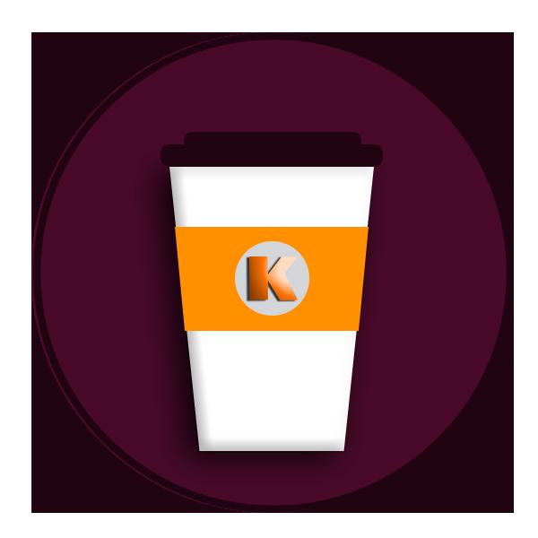 Kinetix Coffee Cup