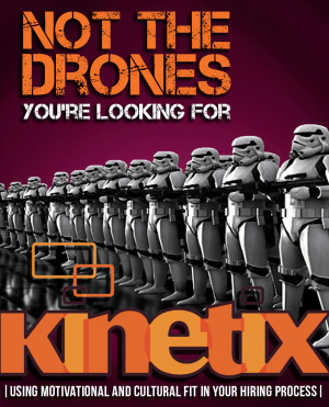 Not The Drones