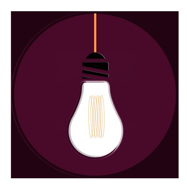 Kinetix Light Bulb